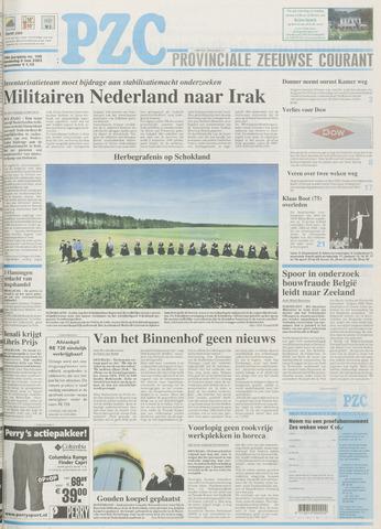 Provinciale Zeeuwse Courant 2003-05-08
