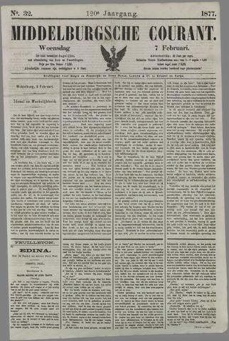 Middelburgsche Courant 1877-02-07