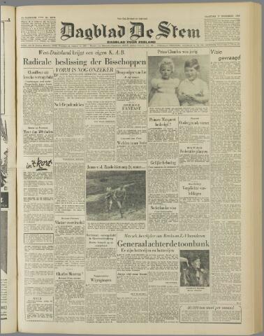 de Stem 1952-11-17