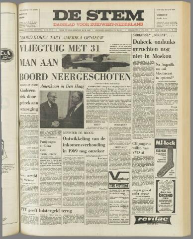 de Stem 1969-04-16