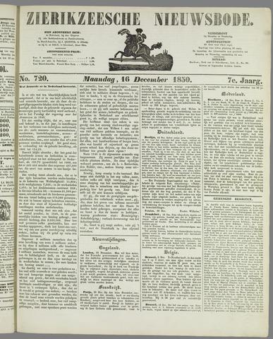 Zierikzeesche Nieuwsbode 1850-12-16