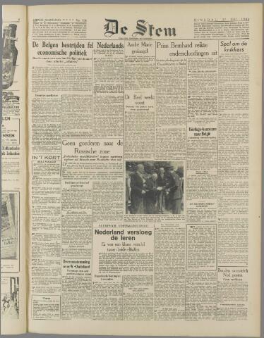 de Stem 1948-07-27