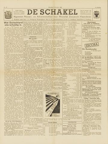 De Schakel 1945-12-03