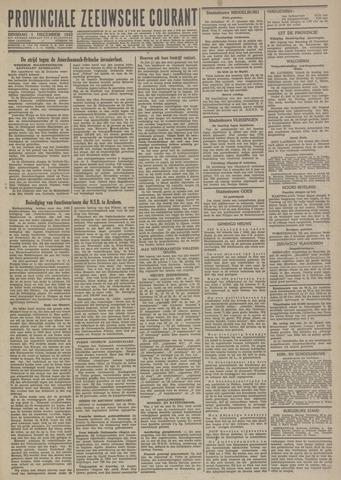 Provinciale Zeeuwse Courant 1942-12-01