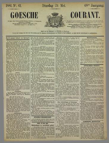 Goessche Courant 1881-05-24