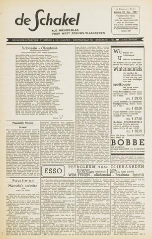 De Schakel 1957-12-20