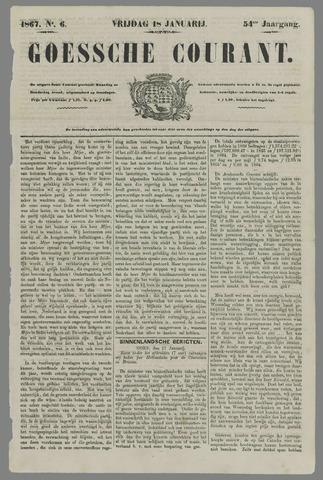 Goessche Courant 1867-01-18