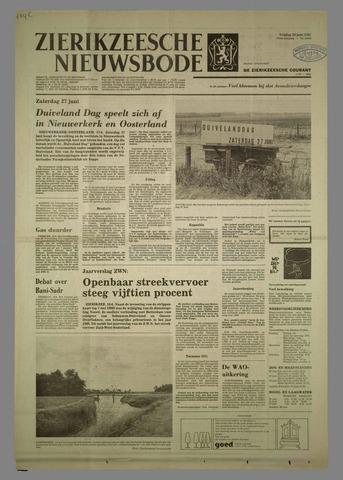 Zierikzeesche Nieuwsbode 1981-06-19