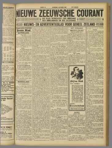 Nieuwe Zeeuwsche Courant 1927-10-08
