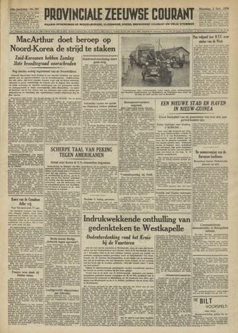 Provinciale Zeeuwse Courant 1950-10-02