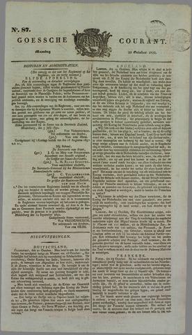 Goessche Courant 1832-10-29