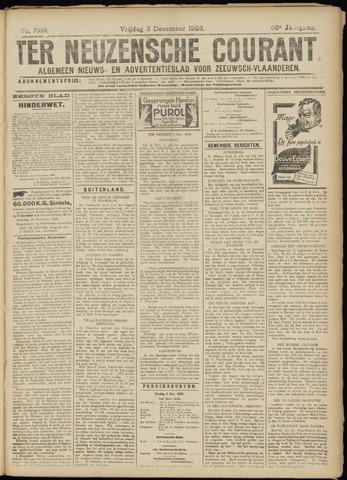 Ter Neuzensche Courant. Algemeen Nieuws- en Advertentieblad voor Zeeuwsch-Vlaanderen / Neuzensche Courant ... (idem) / (Algemeen) nieuws en advertentieblad voor Zeeuwsch-Vlaanderen 1926-12-03