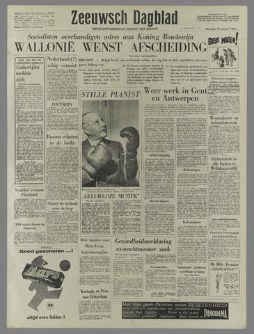 Zeeuwsch Dagblad 1961-01-16