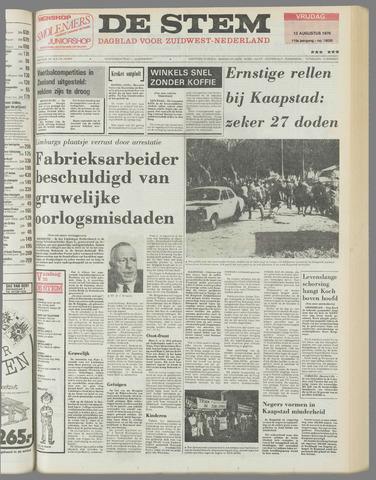 de Stem 1976-08-13