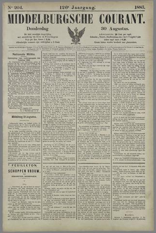 Middelburgsche Courant 1883-08-30