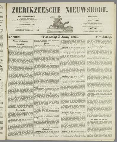 Zierikzeesche Nieuwsbode 1863-06-03