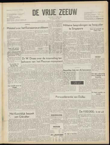 de Vrije Zeeuw 1954-05-12