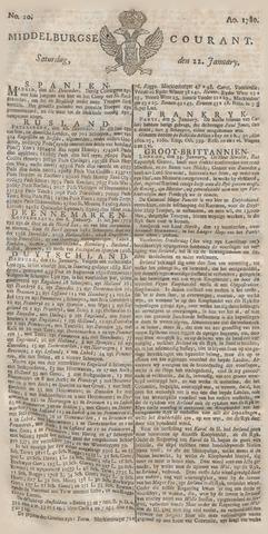 Middelburgsche Courant 1780-01-22