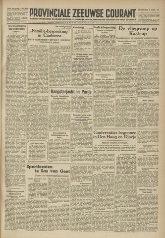 Provinciale Zeeuwse Courant 1947-09-04