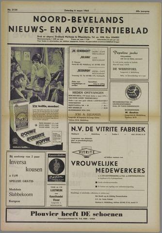 Noord-Bevelands Nieuws- en advertentieblad 1965-03-06