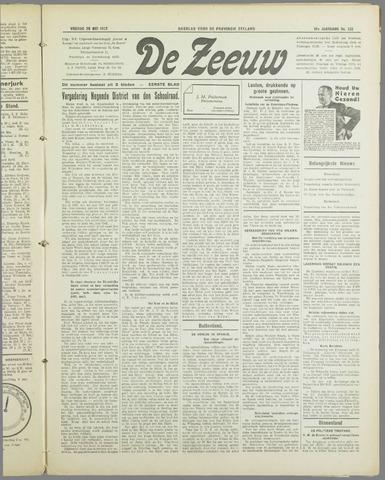 De Zeeuw. Christelijk-historisch nieuwsblad voor Zeeland 1937-05-28