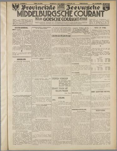 Middelburgsche Courant 1933-01-11