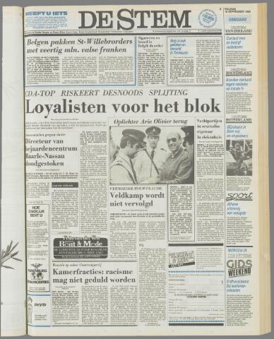 de Stem 1982-09-10
