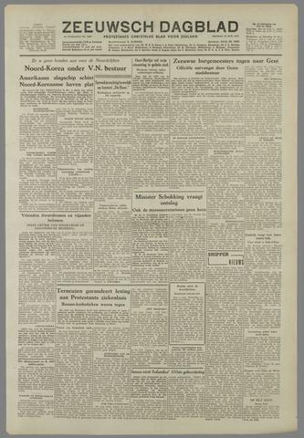 Zeeuwsch Dagblad 1950-10-13