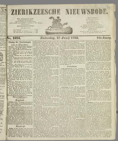 Zierikzeesche Nieuwsbode 1860-06-16