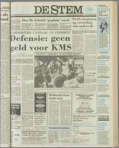 de Stem 1983-02-10