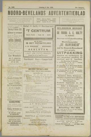 Noord-Bevelands Nieuws- en advertentieblad 1928-10-06