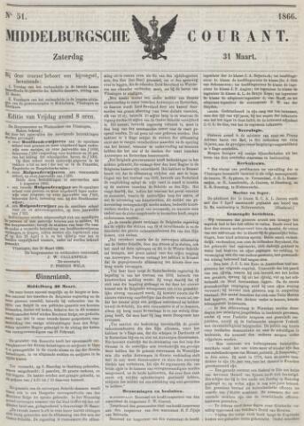 Middelburgsche Courant 1866-03-31