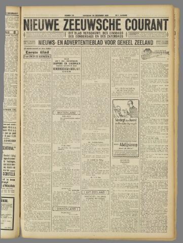 Nieuwe Zeeuwsche Courant 1930-12-20