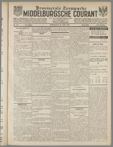 Middelburgsche Courant 1932-06-22