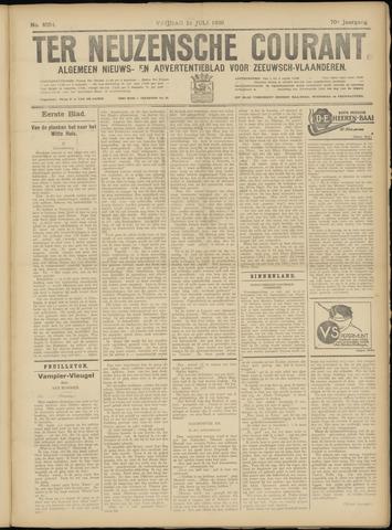Ter Neuzensche Courant. Algemeen Nieuws- en Advertentieblad voor Zeeuwsch-Vlaanderen / Neuzensche Courant ... (idem) / (Algemeen) nieuws en advertentieblad voor Zeeuwsch-Vlaanderen 1930-07-18