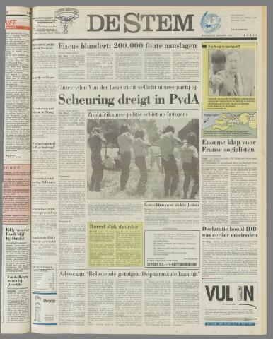 de Stem 1992-01-28