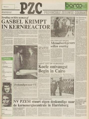 Provinciale Zeeuwse Courant 1979-04-03