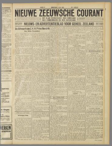 Nieuwe Zeeuwsche Courant 1934-07-12