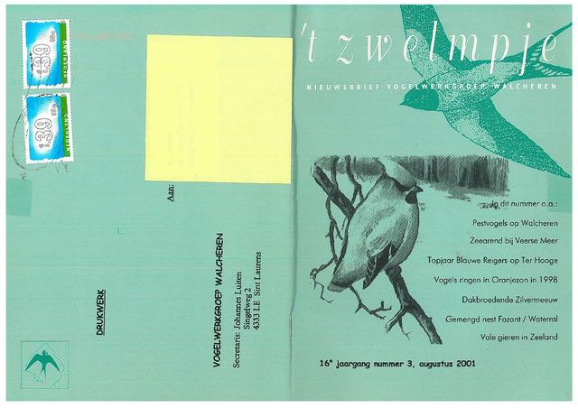 't Zwelmpje 2001-08-01