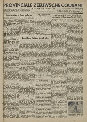 Provinciale Zeeuwse Courant 1944-08-23
