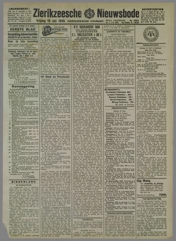 Zierikzeesche Nieuwsbode 1930-07-18