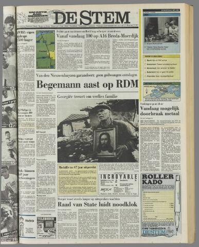de Stem 1991-05-02