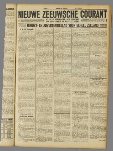 Nieuwe Zeeuwsche Courant 1928-05-22