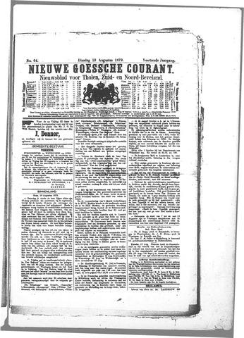 Nieuwe Goessche Courant 1879-08-19