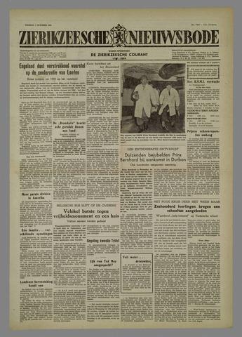 Zierikzeesche Nieuwsbode 1954-10-01