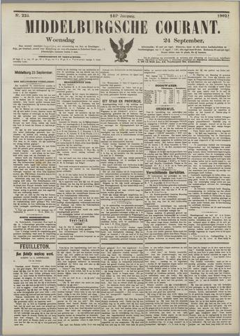 Middelburgsche Courant 1902-09-24