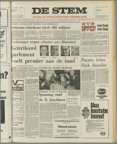 de Stem 1970-01-27