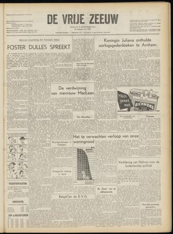 de Vrije Zeeuw 1953-09-18