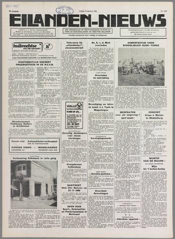 Eilanden-nieuws. Christelijk streekblad op gereformeerde grondslag 1980-08-08