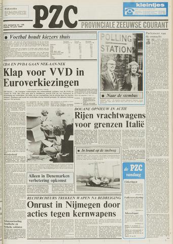 Provinciale Zeeuwse Courant 1984-06-15